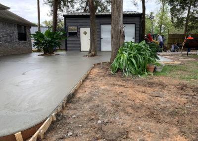 residential-concrete-conctractor-silver-spur-concrete-driveway