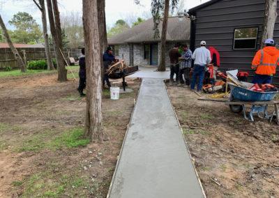 residential-concrete-conctractor-silver-spur-concrete-walkway